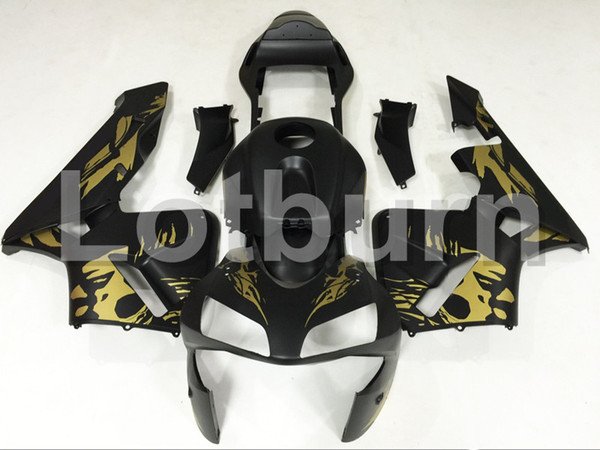 Moto Motorcycle Fairing Kit Fit For Honda CBR600RR CBR600 CBR 600 RR 2003 2004 03 04 F5 ABS Plastic Fairings fairing-kit A579