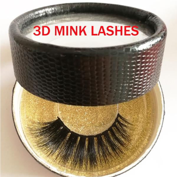 Hot 3D Mink Beauty False Eyelashes Top quality 100% 3d Mink eyelash handmade wholesale product Private lable big eyes secret GR254