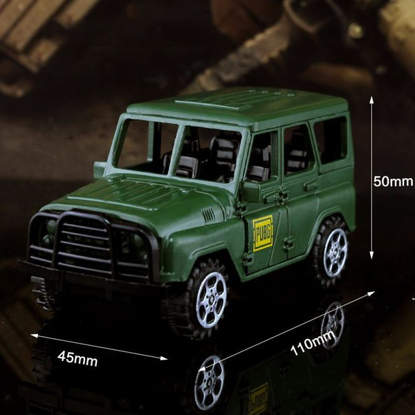 Alloy Car Model Toys, Cross-country Jeep, Military Cars, Game Theme, for Anniversary, Party Kid' Birthday' Gift, Collecting, Home Decoration