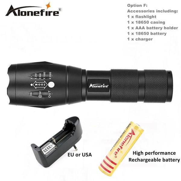 flashlight B