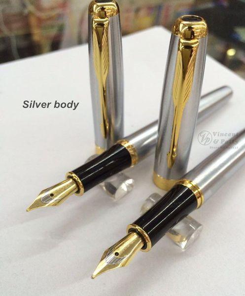 Fountain pen Iraurita Golden Clip pens caneta tinteiro Baoer 388 material escolar school supplies 6298