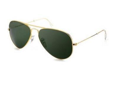china 1piece luxury fashion brand new Glass lens Men Women pilot Sunglasses Sport Sun glasses With box
