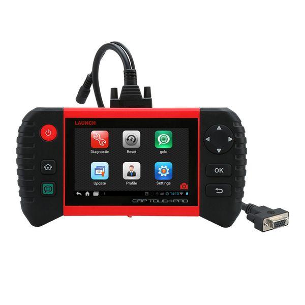 Iniciar el sistema de diagnóstico completo CRP Touch Pro EPB / DPF / Luz de aceite / Gestión de la batería Registro Herramienta para automóvil