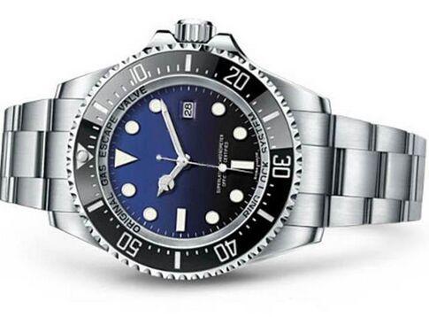 Роскошные часы новый Gent GMT II автоматические часы из нержавеющей стали Dive Master 40 мм мужские часы Relogio мужские часы