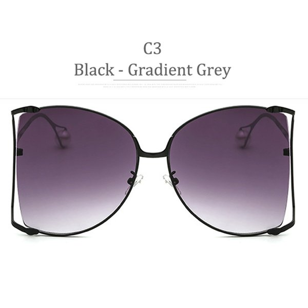 C3 Black Frame Gradient Gray