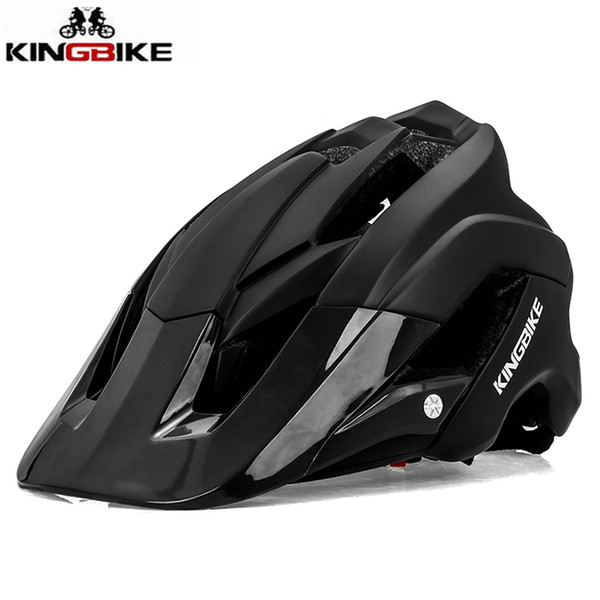 KINGBIKE Bicycle Helmet Ultralight Cycling Helmet Men's Ciclismo Integrally-molded Bike Helmets Road Mountain MTB Helmets