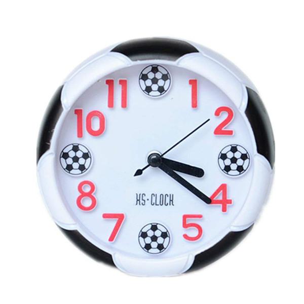 Grosshandel Kreative Fussball Wecker Schuler Schreibtisch Alarm Kinder Schlafzimmer Uhr Weiss Von Gcz1688 32 19 Auf De Dhgate Com Dhgate
