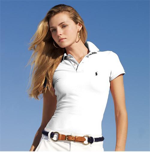2019 klasik lüks marka bayanlar Paul T-shirt, yaka yaka tasarımı, çeşitli renklerde ve standart boyutlarda mevcuttur