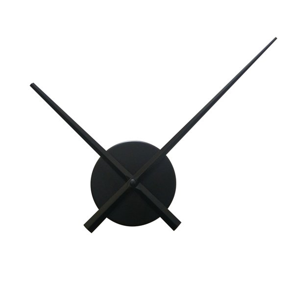Venda quente 3d relógio de parede relógio de quartzo agulha diy breve relógios sala de estar grandes adesivos decorativos horloge murale dial De Metal