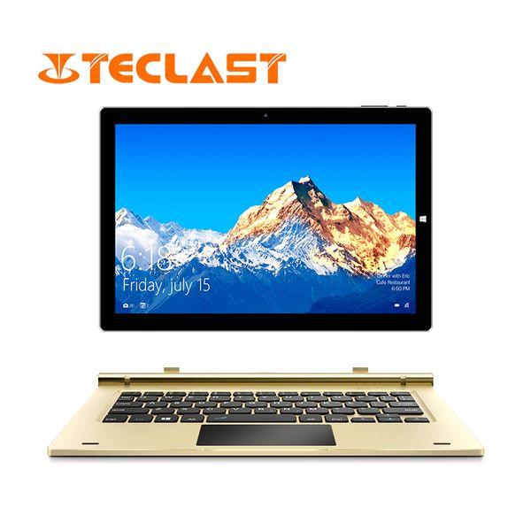best selling Teclast Tbook 10s laptops 4GB ram 64gb EMMC keyboard tablet window 10 intel HD graphic gen8 2.0MP front camera 10.1inch notebook