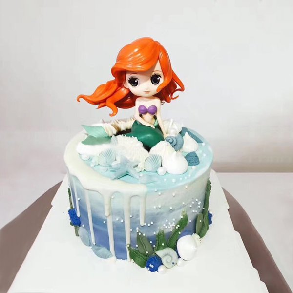 3d acrylic happy birthday cake toppers princess cake topper snow3d acrylic happy birthday cake toppers princess cake topper snow white alice mermaid figure for kids