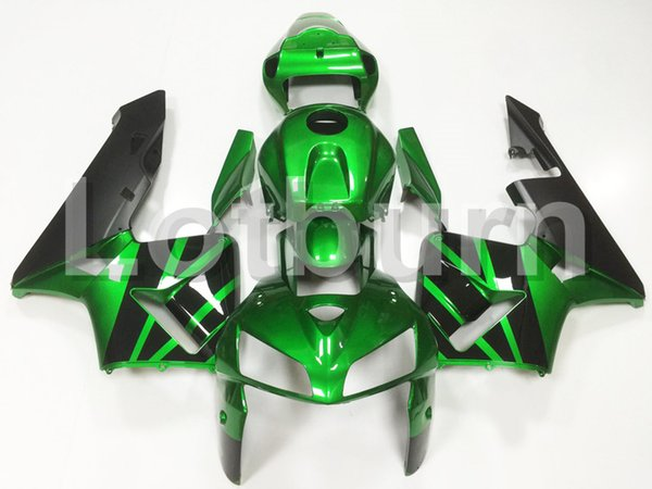 Moto Motorcycle Fairing Kit Fit For Honda CBR600RR CBR600 CBR 600 2005 2006 05 06 F5 ABS Plastic Fairings fairing-kit A74