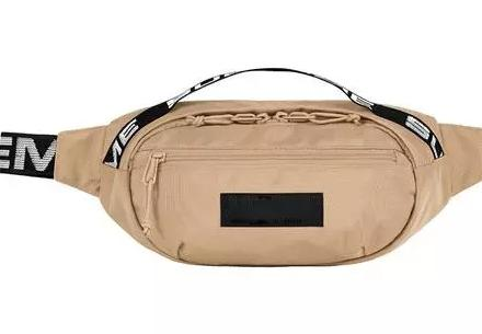 18SS Waist Bag 3M 44th S Unisex Fanny Pack Fashion Waist Men Canvas Belt Bag Men Messenger Bags 17AW Small Shoulder Bag