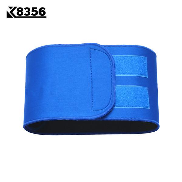 K8356 Supporto per la vita in nylon traspirante. Fitness in esecuzione. Sicurezza. Assorbimento del sudore. Assorbimento del supporto lombare
