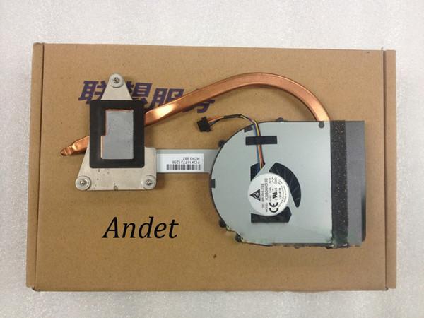NUEVO ventilador de refrigeración del ordenador portátil original para Lenovo B560 V560 V565 B565 disipador de calor ventilador de la CPU / reparación del reemplazo del radiador
