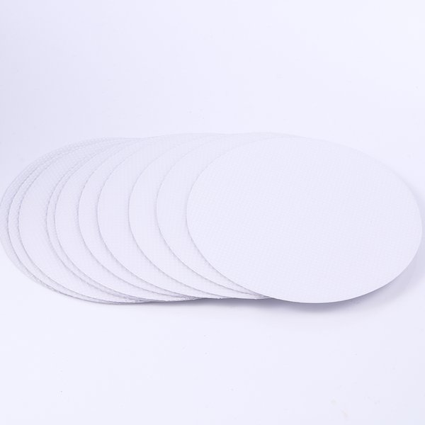 New Arrival 10PCS Home Safety Strips Bath Tub Shower Adhesive Appliques Non Slip Mat Treads Bathroom Round non-slip stickers