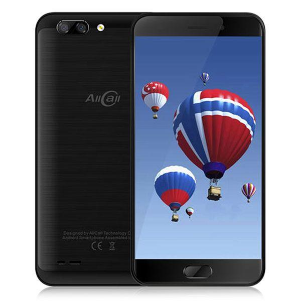 ALLCALL Atom 5.2 Inch IPS Smart Phone MT6737 Quad-core 2GB RAM 16GB ROM Daul Rear Cameras 4G LTE Mobile Phone