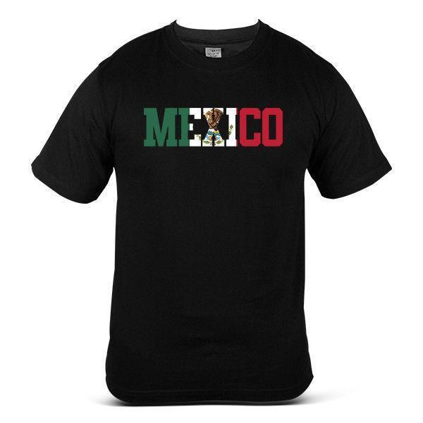 World cup 2018 Maxico Football Streetwear Soccer Top Jessy Mens Tee T-Shirt
