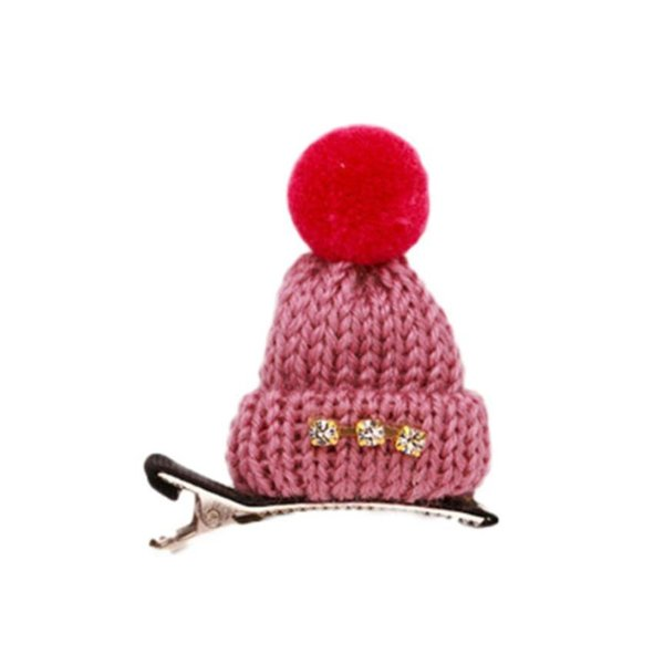 Cute Baby Girls Hat Shape Hairpin Hair Clip Accessories Toddler Infant Kids Baby Headwear headband tiaras #YL5