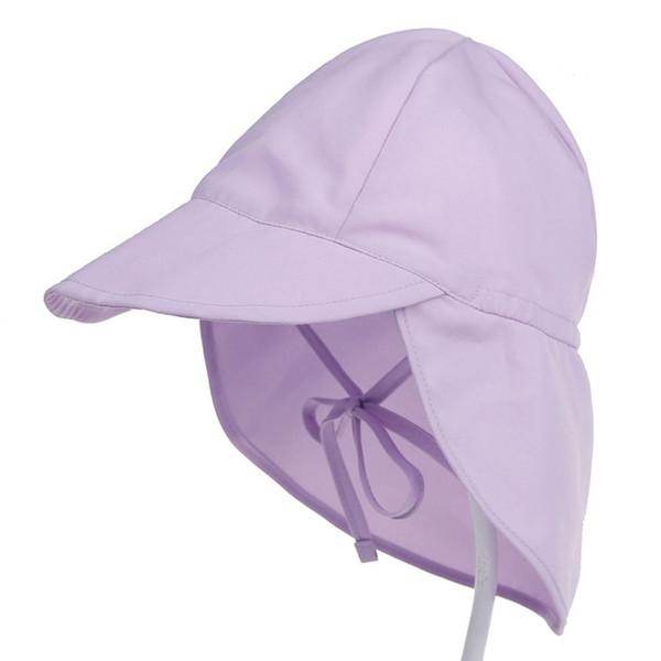 fd434f28 Children Summer Sun Hat Toddler Baby Hats UPF 50+ UV Protection Beach Hat  Kids Neck