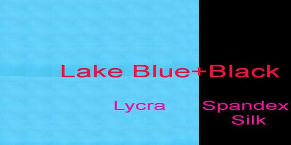 Озеро Синее + Черный