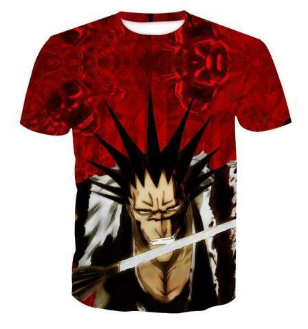 Hot Sale Death 3D Graphic Print Funny T Shirts Fashion Short Sleeve T-shirt Design Men/Women Funny Clothing Hip Hop Tops Comfortable Tees