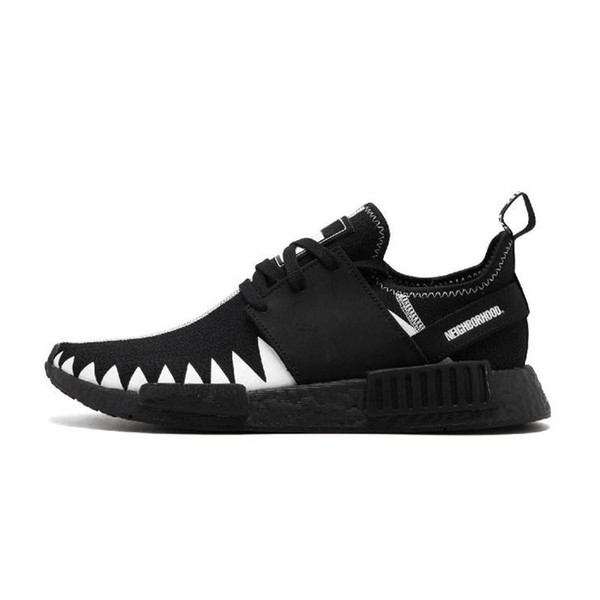 timeless design 760b9 53ee1 Hot New Nmd Runner R1 Primeknit Triple Black White Nmds Xr1 Designer  Running Shoes For Men Women Oreo Nmds Runner Sports Sneakers 36 45 Casual  Shoes ...