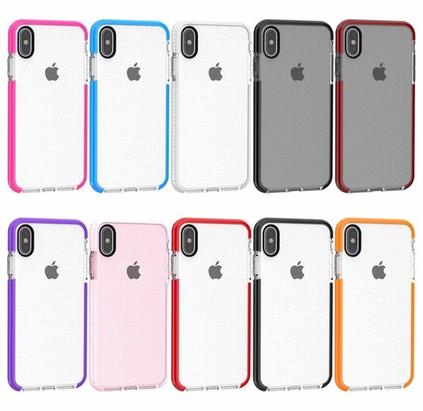 Basketball Pattern For iPhone X XR MAX 6S 7 8PLUS Shell High Quality TPU Soft Phone Cover Defender Case
