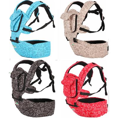 Mother & Kids Backpacks & Carriers 2018 Hot Sale Baby Carrier Hip Seat Backpack Baby Sling Wrap Carriers Toddler Baby Hipseat Kangaroo Suspenders Drop Sales