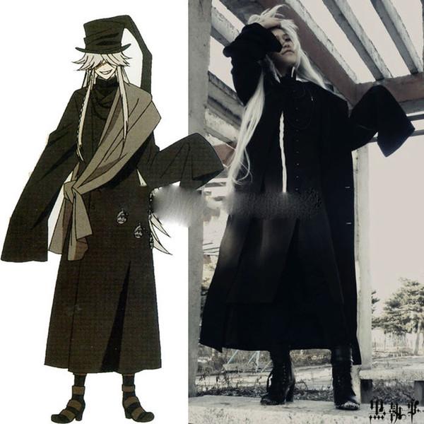De Con Outwear Butler Undertaker Anime Abrigo A80 De Uniforme De Cosplay Traje 21 De Compre Black Del Traje Westlakestore Chaqueta Abrigo xBoCeWrd
