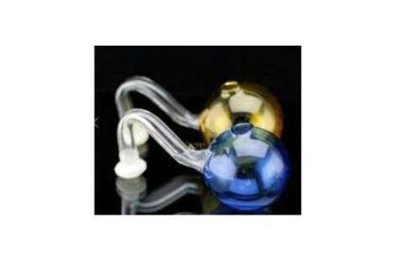 nuova grande vaso di vetro colorato ---- narghilè di vetro pipa di fumo - piattaforme petrolifere bong di vetro bong pipa di fumo - vaporizzatore vap-