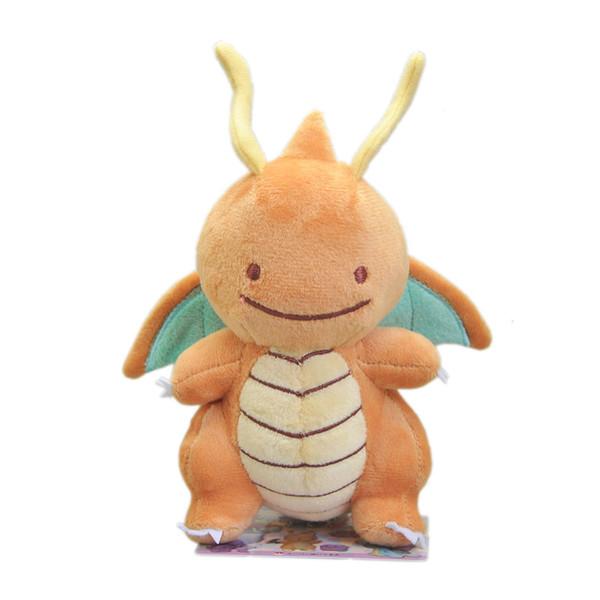 EMS Ditto Dragonite 15cm en peluche Poupée en peluche meilleur cadeau Peluche