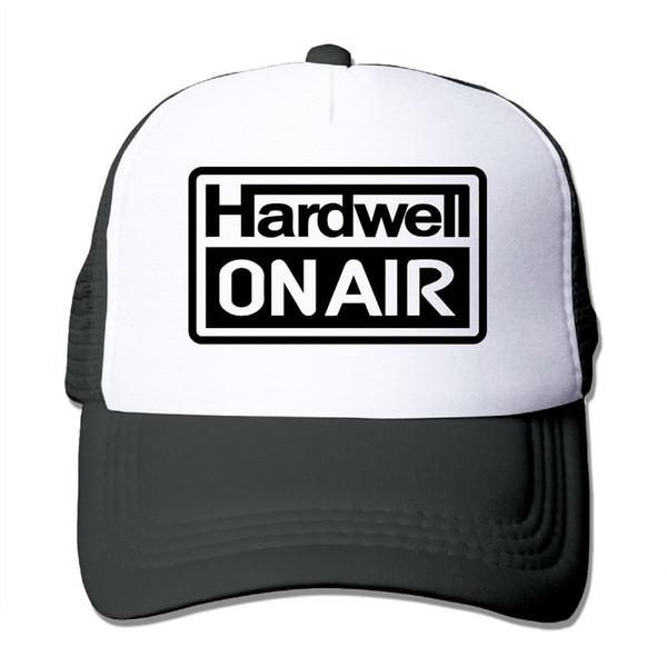 Remix Music DJ HARDW Gorra de camionero para mujer para hombre Cool Gorras de béisbol Malla Summer Snapback Caps Hat Ajustable