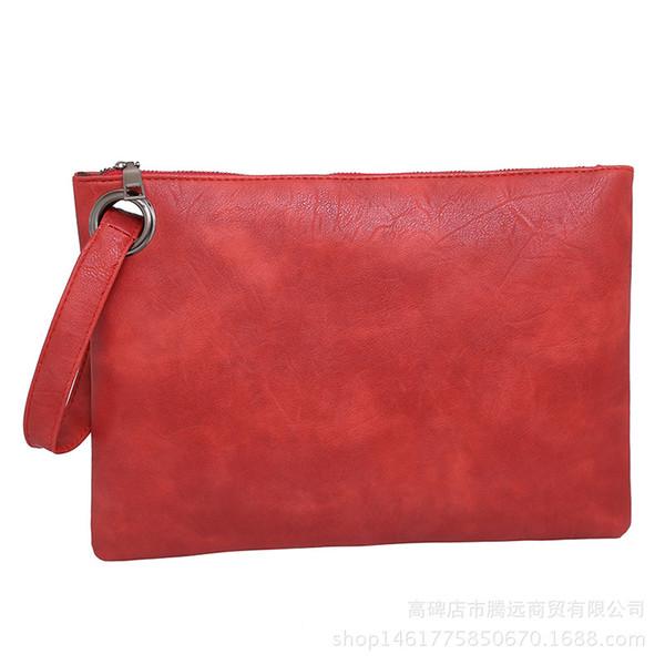 Мода женщин сумки ПУ конверт клатч для женщин Леди
