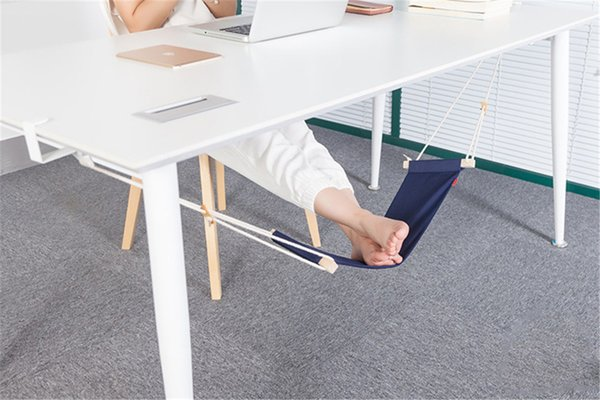 Amazing Portable Foot Rest The Welfare Of Office Leisure Home Office Desk Feet Hammock Surfing The Internet Hobbies Outdoor Rest Cushions For Lawn Furniture Pdpeps Interior Chair Design Pdpepsorg