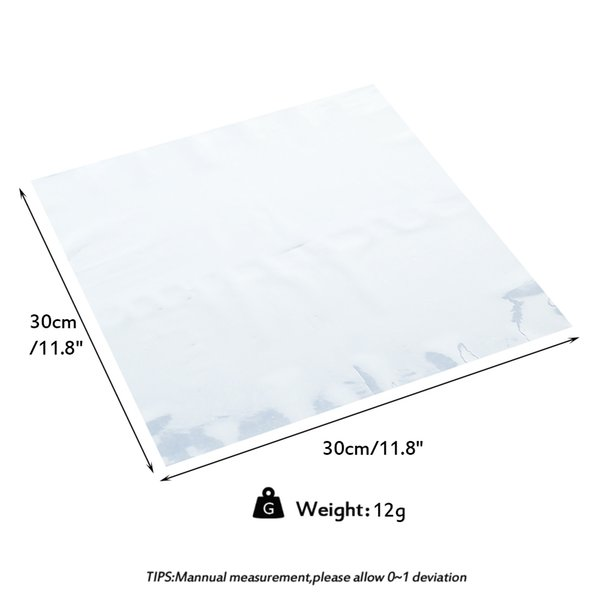 11.8'' FEP sheets