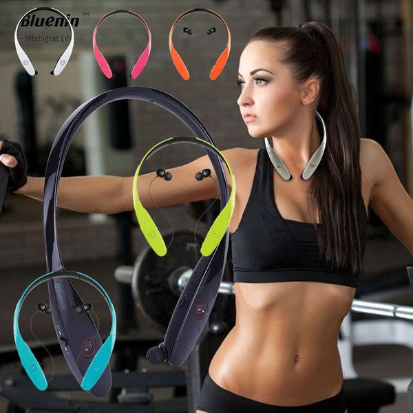 HBS 900 Kopfhörer Headsets Ton + Infinim Neckbands Wireless Stereo Bluetooth Kopfhörer 4.0 Sport Kopfhörer für iphone 8