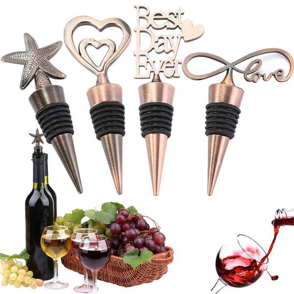 Weinstopfen Champagnerverschluss Flaschenverschluss Metall wiederverwendbar