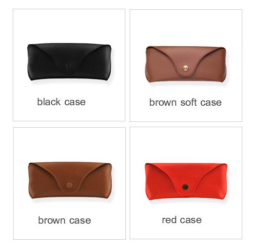 best selling 2018 High quality shield Sunglasses Eyewear gradient leather case