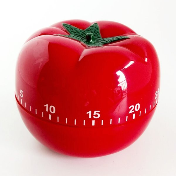 2019 60 S Cute Kitchen Timer Tomato Kitchen Cooking Timer Timer Counter Alarm Cooking Tool Fashion Cute Indoor Tomato Mechanical Countdown Nb From