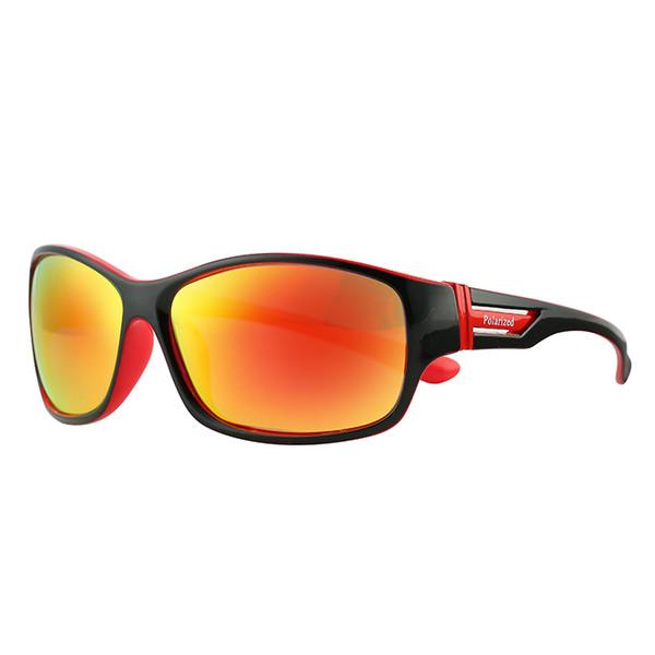 1afde31b8 RILIXES 2018 Fashion Guy's Sun Glasses From Kdeam Polarized Sunglasses Men  Classic Design All-Fit