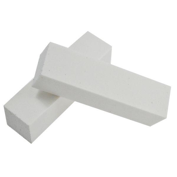 5pcs Professional White Block Sanding Files Nail Art Buffer Manicure Pedicure Tools for Nail Beauty Accessory SKUTR13