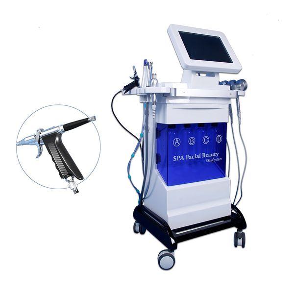 2019 New Version !!! oxygen jet peel water oxygen skin rejuvenation machine oxigenoterapia home use facial massage machine free shipping