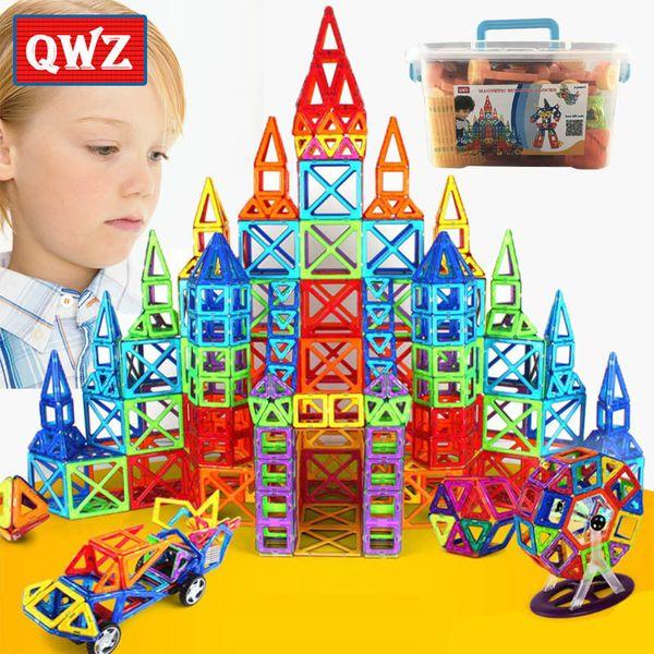 Mini magnetic levitation cube Blocks Designer Construction Model Building Educational Toys 110-252pcs/1Set Wholesale