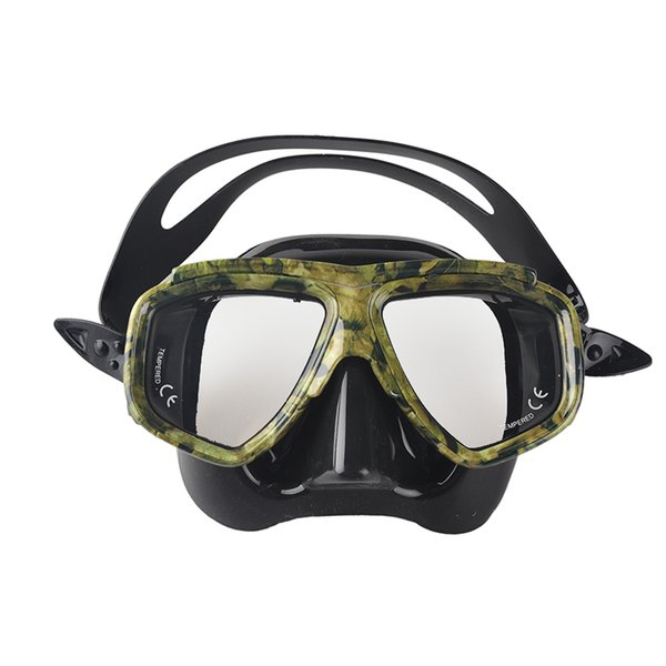 2017 High Quality Professional OutdoorDiving Mask for Spearfishing Scuba Gear Swimming Mask Goggles