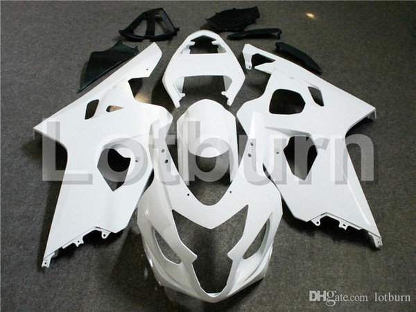 Moto Motorcycle Fairing Kit Fit For Suzuki GSXR GSX-R 600 750 GSXR600 GSXR750 2004 2005 K4 04 05 ABS Plastic Fairings fairing-kit A303
