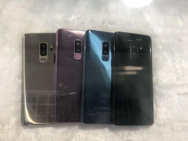 6.2 Inch Goophone S8+ S8 Plus smartphone MTK6580 Quad Core 1GB RAM 16GB ROMS nine plus 4G version with Fingerprint