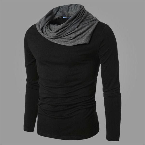 LINKS ROM Frühling und Herbst sind reine Baumwolle gestrickte Männer Business Casual Männer hochwertige reine langärmelige Wolle Pullover S917