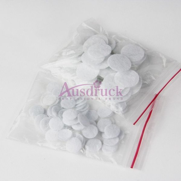 Good price 11 mm 50PC in one package DIAMOND DERMABRASION PEELING Microdermabrasion cotton filters beauty machine parts mixed 11mm and 18mm