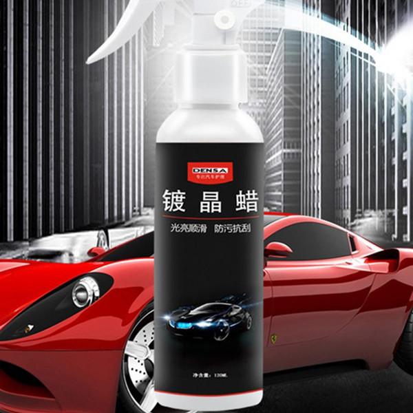 DENSA 120ml Anti-scratch Car Paint Crystal Plating Wax Super Hydrophobic Glass Spray Coating